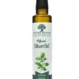 sutter buttes Basil olive oil
