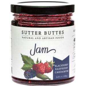 sutter buttes Blackberry jam