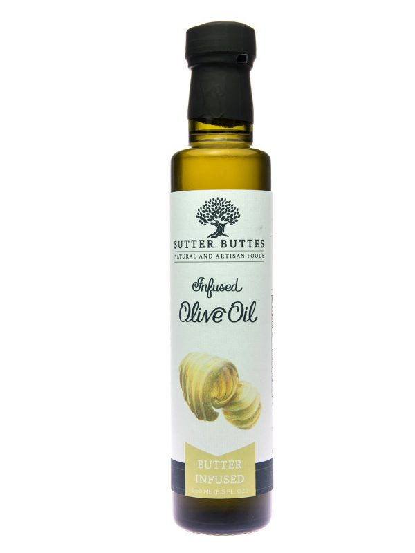 sutter buttes Butter olive oil