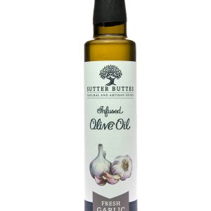 sutter buttes Garlic olive oil