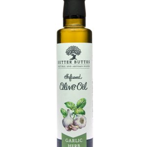 sutter buttes Garlic-Herb olive oil