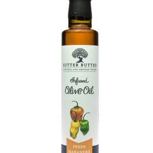 sutter buttes Habanero olive oil