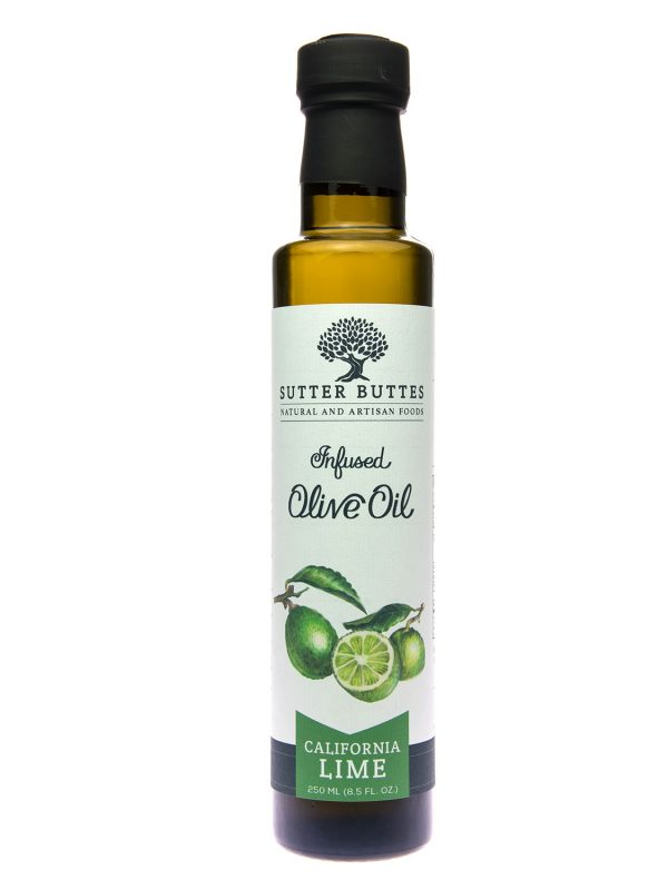 sutter buttes Lime olive oil