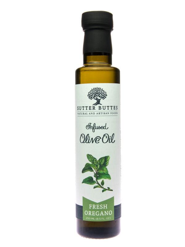 sutter buttes Oregano olive oil
