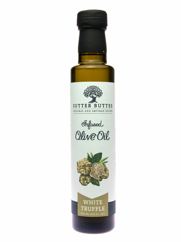 Sutter Buttes White Truffle Oil