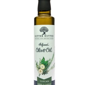 sutter buttes Tuscan-Herb-Garlic olive oil