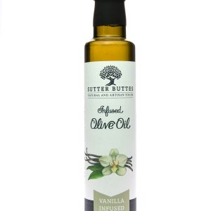 sutter buttes infused olive oil vanilla