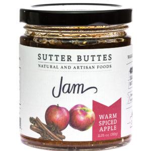 sutter buttes warmed spiced apple jam