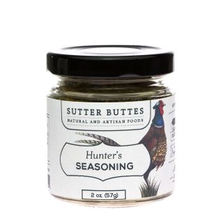sutter buttes Hunters-Seasoning