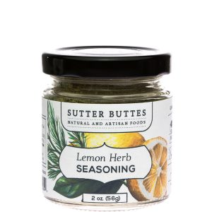 sutter buttes Lemon-Herb-Seasoning