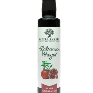 sutter buttes Pomegranate vinegar