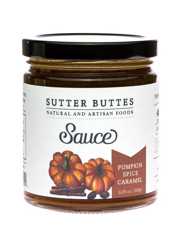 sutter buttes Pumpkin-Spice