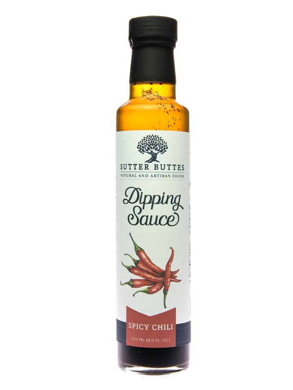 sutter buttes Spicy-Chili sauce