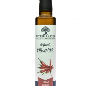 sutter buttes Thai Chili olive oil