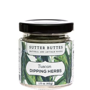 sutter buttes Tuscan-Dipping-Herbs