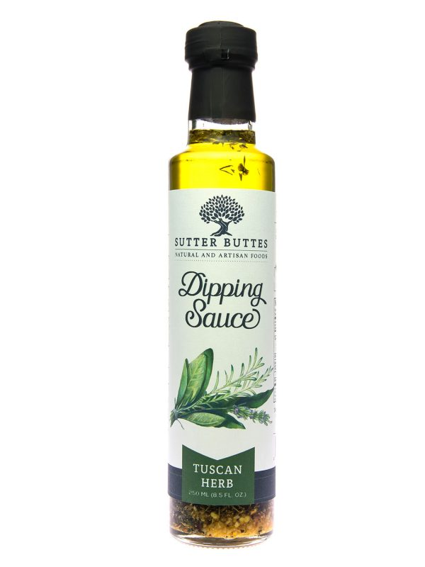 sutter buttes Tuscan-Herb dipping sauce
