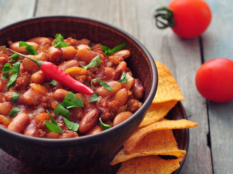 Hearty Chili