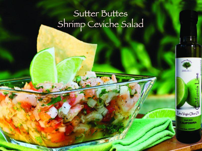 Shrimp Ceviche Salad