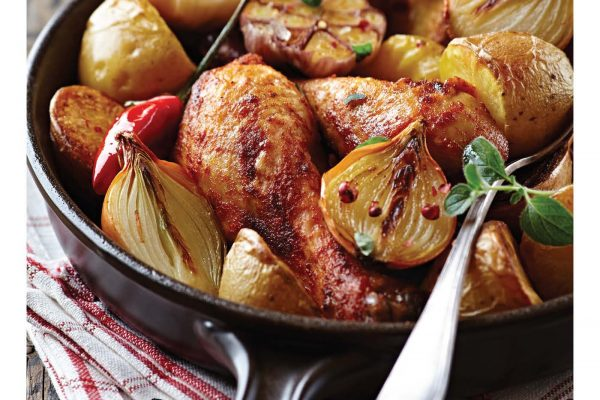sutter buttes roasted chicken