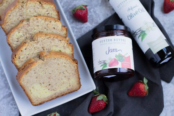 sutter buttes strawberry jam