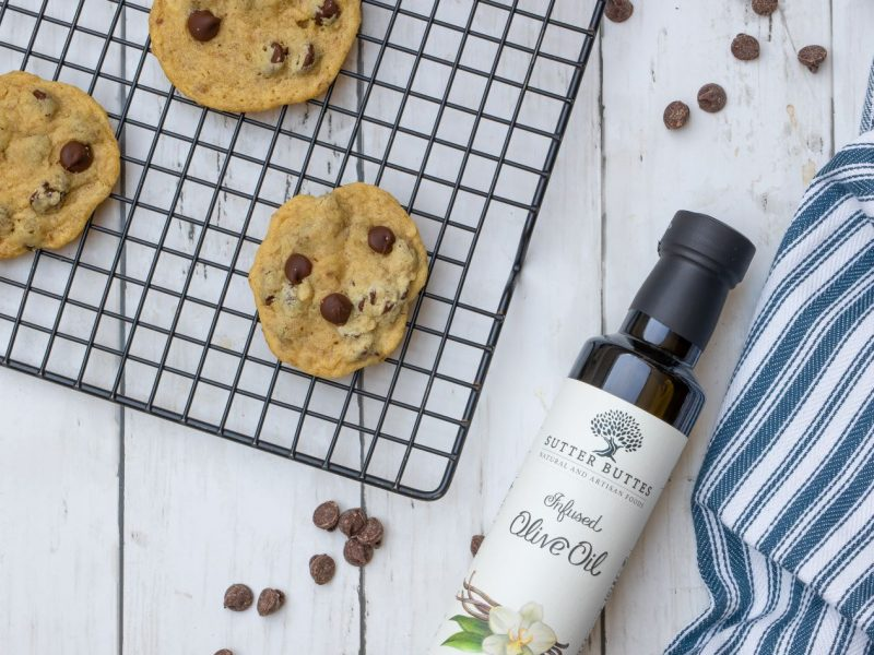 Applewood Smoked Sea Salt Chocolate Chip Cookies