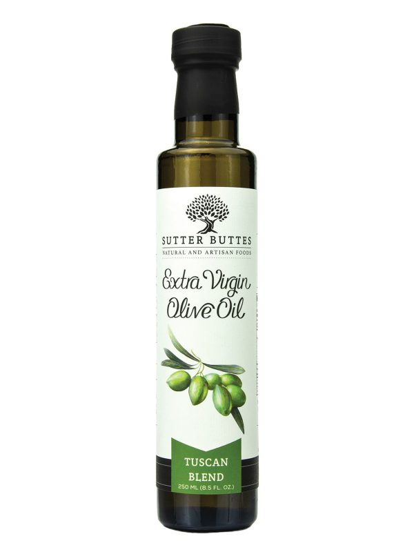 sutter buttes tuscan extra virgin olive oil
