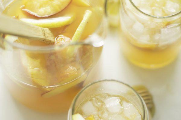peach vodka lemonade