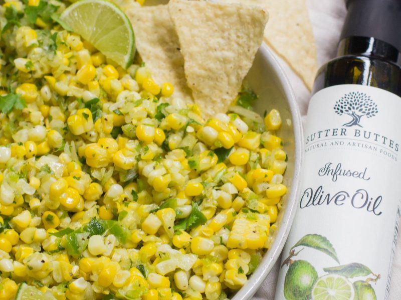 Lime Corn Salsa