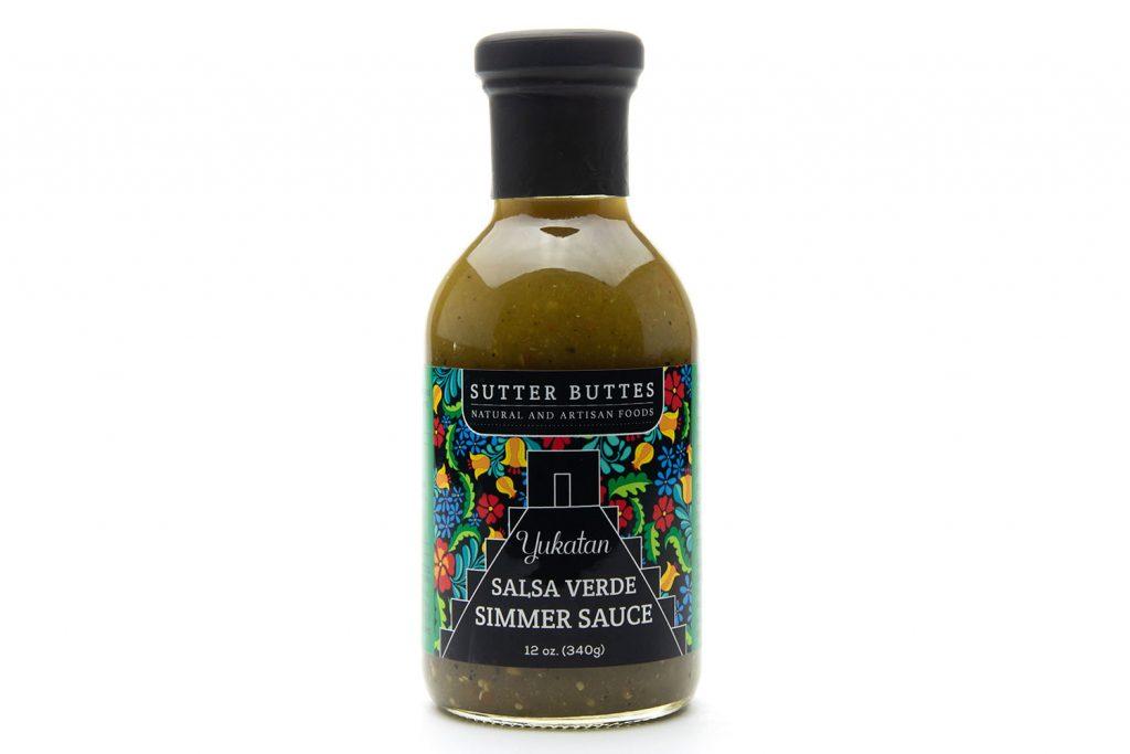 Salsa Verde Simmer Sauce
