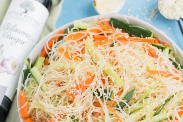 asian noodles salad
