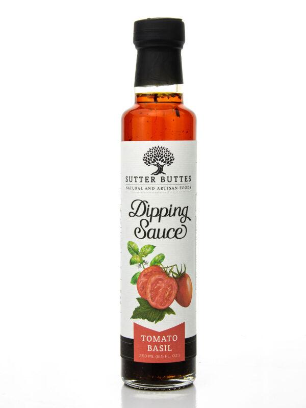 Tomato basil dipping sauce