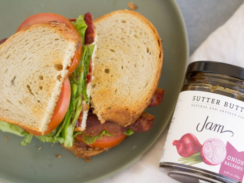 Caramelized Onion BLT