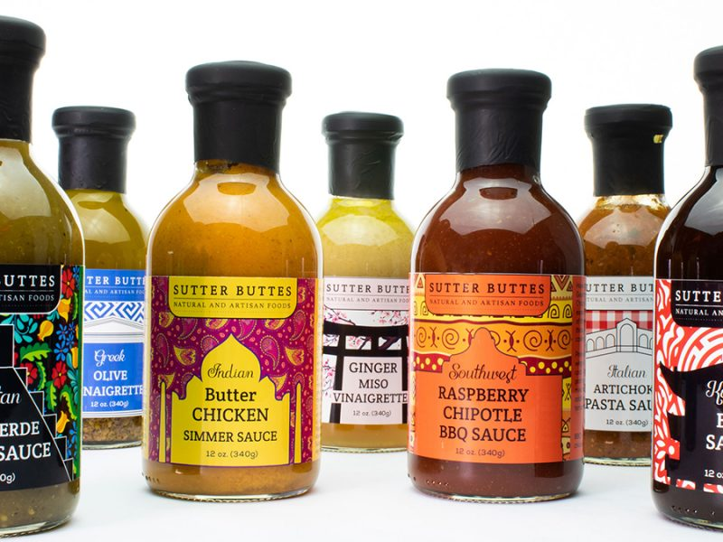Sauces and Food Pairings