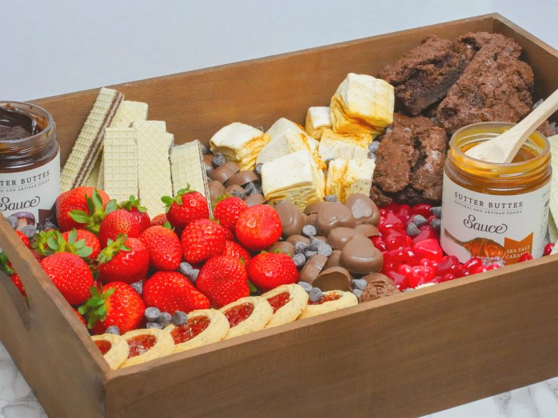 Sweet Treats- Valentines Day Platter